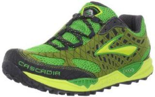 Brooks Mens Cascadia 7 Trail Running Shoe Shoes