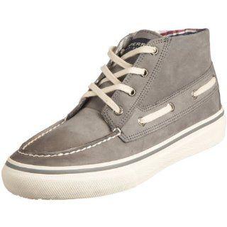 Sperry Top Sider Mens Bahama Chukka,Gray,7.5 M US Shoes