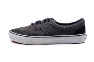 Vans Mens Era Wingtip Ca Dark Shadow Charcoal Vn okwulau 11 Shoes