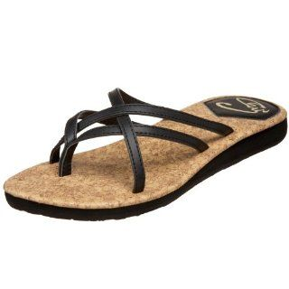 Scott Hawaii Womens Moku Flip Flop Shoes