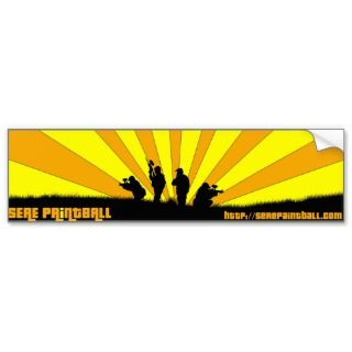 SERE Team Bumper Sticker
