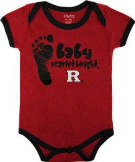 Rutgers Scarlet Knights Infant Red Construction Site