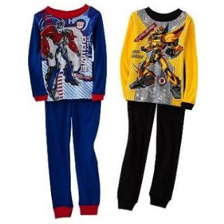Transformers Prime Defenders Boys Pajama Set (8) Clothing