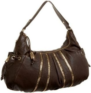 Hype Starlight Hobo,Chocolate,one size Clothing