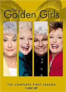 he Golden Girls he Complee Firs Season Bey Whie