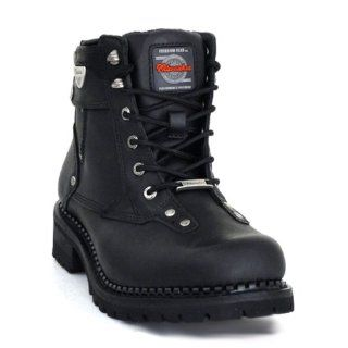 Milwaukee Outlaw Motorcycle Boots Shoes