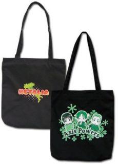 Hetalia Group Black Tote Bag GE5699 Clothing
