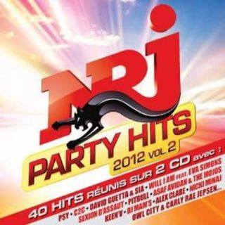 Compilation   NRJ party hits 2012 Vol. 2   Achat CD COMPILATION pas