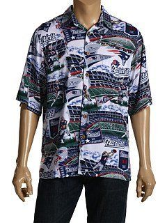 New England Patriots Reyn Spooner Hawaiian Shirt Sports