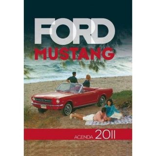 Ford Mustang ; lagenda passion 2011   Achat / Vente livre Collectif