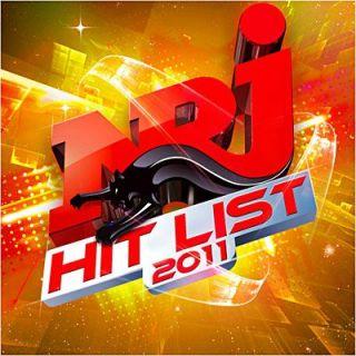 NRJ HIT LIST 2011   Compilation (2CD)   Achat CD COMPILATION pas cher