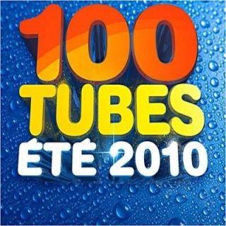 100 TUBES ETE 2010   Achat CD COMPILATION pas cher