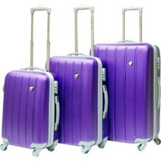 Calpak Klub Hardside 3 Piece Luggage Set Purple Clothing