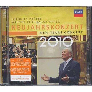 Titre : Le concert du nouvel an 2010   Groupe interprète : Georges