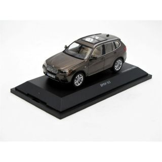 2010   Achat / Vente MODELE REDUIT MAQUETTE BMW 1/43 X3   2010
