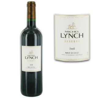 Lynch Médoc 2008   Achat / Vente VIN ROUGE Michel Lynch Médoc 2008