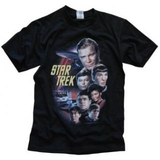 Star Trek USS Enterprise Original Series Crew James T Kirk