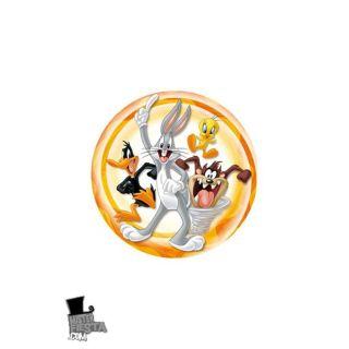 10 Assiettes (18cm)   Looney Tunes   Achat / Vente ASSIETTE JETABLE 10