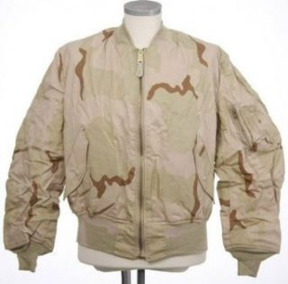 Alpha Industries MA 1 Flight Jacket. Made In The USA