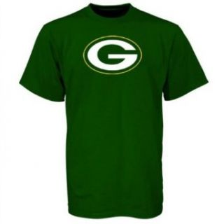 NFL Green Bay Packers Logo Premier Tee Shirt Mens