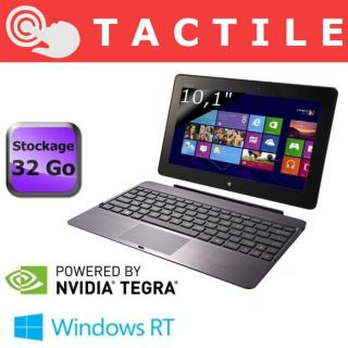 Asus Vivo Tab RT TF600T 10.1 32 Go   Achat / Vente TABLETTE TACTILE