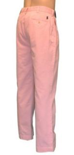 Polo Ralph Lauren Mens Chino Pants Pink 32 X 30 Clothing