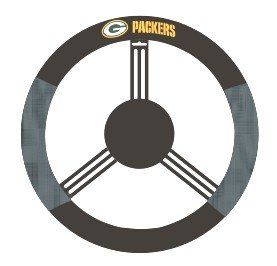 Green Bay Packers NFL Mesh Steering Wheel Cover Sports