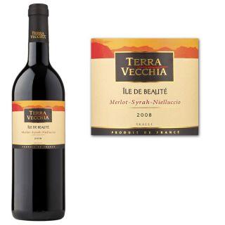 Terra Vecchia 2008 rouge   Achat / Vente VIN ROUGE Terra Vecchia 2008