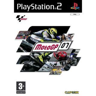 GP 2007 / JEU CONSOLE PS2   Achat / Vente PLAYSTATION 2 MOTO GP 2007