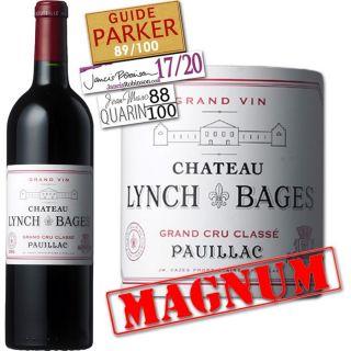 2007   Achat / Vente VIN ROUGE Château Lynch Bages Mag.2007