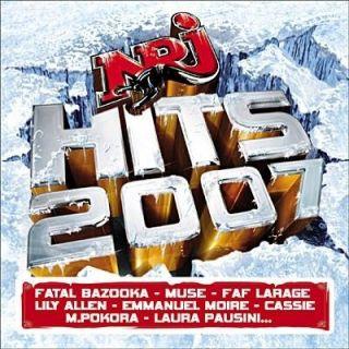 CD NRJ 2007   Achat CD COMPILATION pas cher