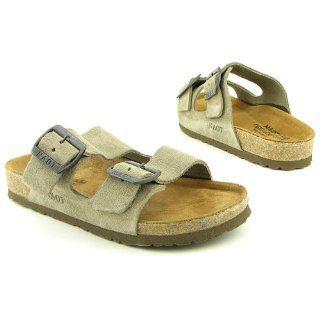 NAOT Santa Barbara Tan Sandals Slides Shoes Womens 9 Shoes