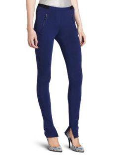 BCBGMAXAZRIA Womens Sissy Zip Pocket Legging Clothing