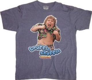 The Goonies Truffle Shuffle Chunk Mens Shirt Size XLarge