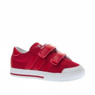 Adidas Trainers Shoes Kids Clemente Inf Red Shoes