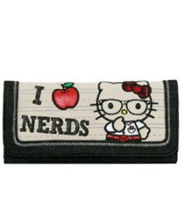Loungefly Sanrio HELLO KITTY NERD WALLET Shoes