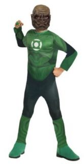 Green Lantern Childs Kilowog Costume Clothing