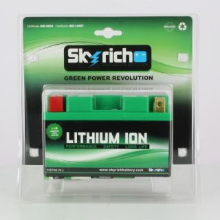 Batterie moto Skyrich Lithium Ion YTZ10S   Achat / Vente BATTERIE