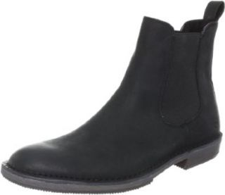 ANDREW MARC Mens Chelsea Boot Shoes