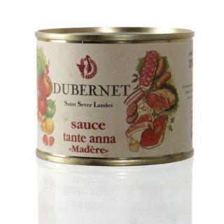 Sauce Madère Tante Anna 200g Dubernet   Achat / Vente SAUCE CHAUDE