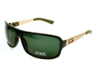 Guess Sunglasses GU 6622 OL 2 Metal   Acetate plastic Gold