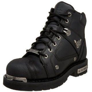 Harley Davidson Mens Avenger Boot,Black,7 M Shoes