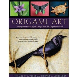 ORIGAMI ART ; 15 EXQUISITE FOLDED PAPER DESIGNS FR   Achat / Vente
