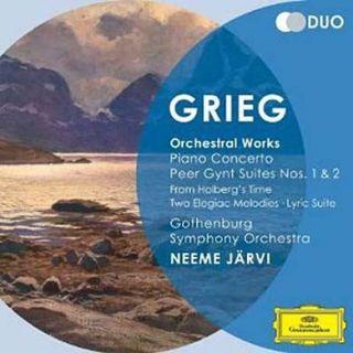 Concerto pour piano opus 16, Peer Gynt Suites   Achat CD MUSIQUE