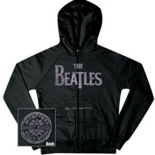 The Beatles   Sgt Peppers Ladies Hoodie   X Small