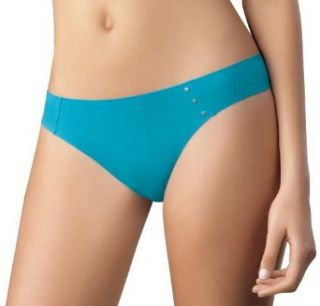 Laura Ocen Blue Seamless High Quality Thong #SL103086 Made