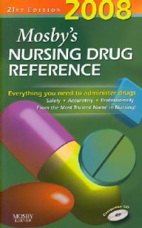 Mosby`s 2008 Nursing Drug Reference