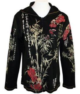 Cactus Fashion Long Sleeve, Rhinestone Studded, Printed