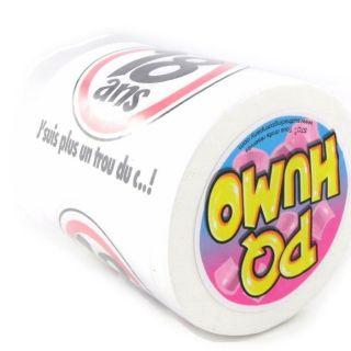 Papier toilette on popscreen - Rouleau papier toilette ...