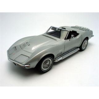 AUTOart 1/18 CHEVROLET Corvette   69 Cabriolet   Achat / Vente MODELE